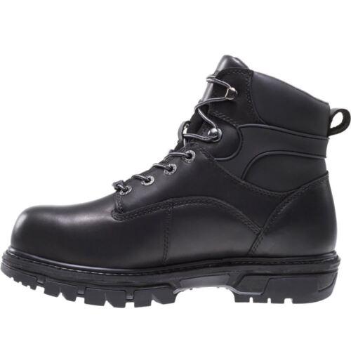 "Wolverine Boots Mens Waterproof EH Safety Toe Nation Carbonmax 6/"" Durashocks BLK"