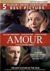 Amour 0043396417380 With Emmanuelle Riva DVD Region 1