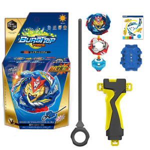 Burst-B-127-Beyblade-Cho-Z-CHO-Z-VALKYRIE-Z-Ev-With-Launcher-Grip-Toy