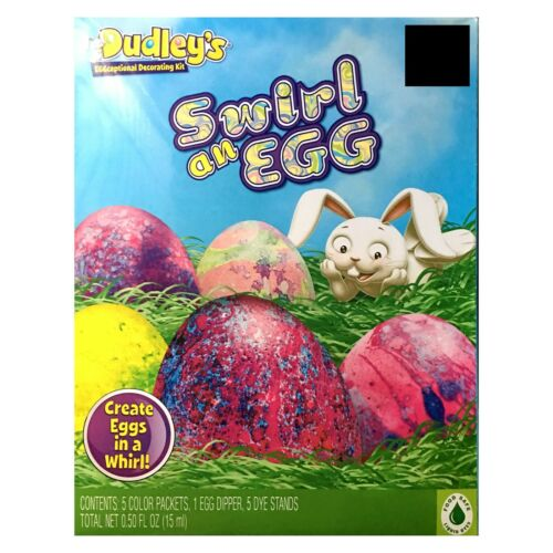 *YOU CHOOSE* DUDLEY/'S* Egg Decorating Kit EASTER Pure Food Colors NON-TOXIC New