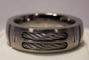 Camoflage Wedding Bands 51 Trend Mens titanium cable wedding