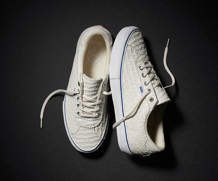 the best attitude 6eb6f 1172c ... Vans Epoch 94 Pro (FA) WHITE Skateboard Skateboard Skateboard Chaussures  skate Chaussure s taille ...
