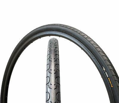 Zol Velocita GP Road Wire Bike Bicycle Tire 700x23C Black
