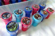 20 pcs Marvel Avengers Self Inking Stamper Pencil Topper Party Favor Bag Fillers