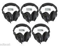 Sennheiser Hd 280 Pro Studio Headphones - Closed (studio Headphones) 5-pack