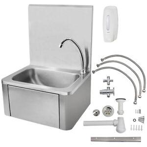 beeketal gastro edelstahl handwaschbecken waschbecken