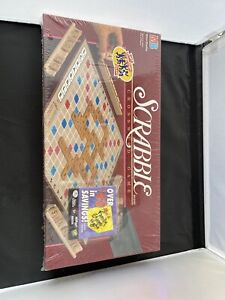 Brand-New-Sealed-1989-Vintage-Scrabble-Board-Game-Nib-Milton-Bradley-Company-Mb