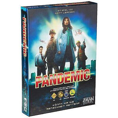 Pandemic - Grundspiel - Asmodee 691100 Neu & OVP