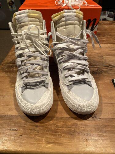 Sacai x Nike Blazer White Mens 13