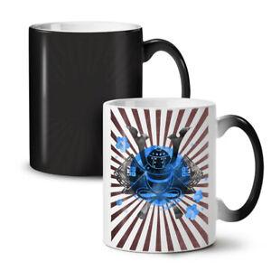 Oriental Katana Fantasy NEW Colour Changing Tea Coffee Mug 11 oz | Wellcoda
