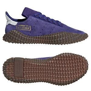 Adidas-ORIGINALS-Homme-Chaussures-KAMANDA-01-Violet-Baskets-Baskets-Rare-Deadstock
