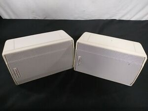 KLIPSCH HS-1 SPEAKERS (TESTED & OPERATIONAL)