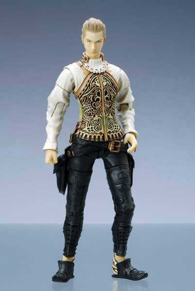SQUARE ENIX - ASHE- BALTHIER - FROM FINAL FANTASY XII PLAY ARTS - ACTION FIGURE