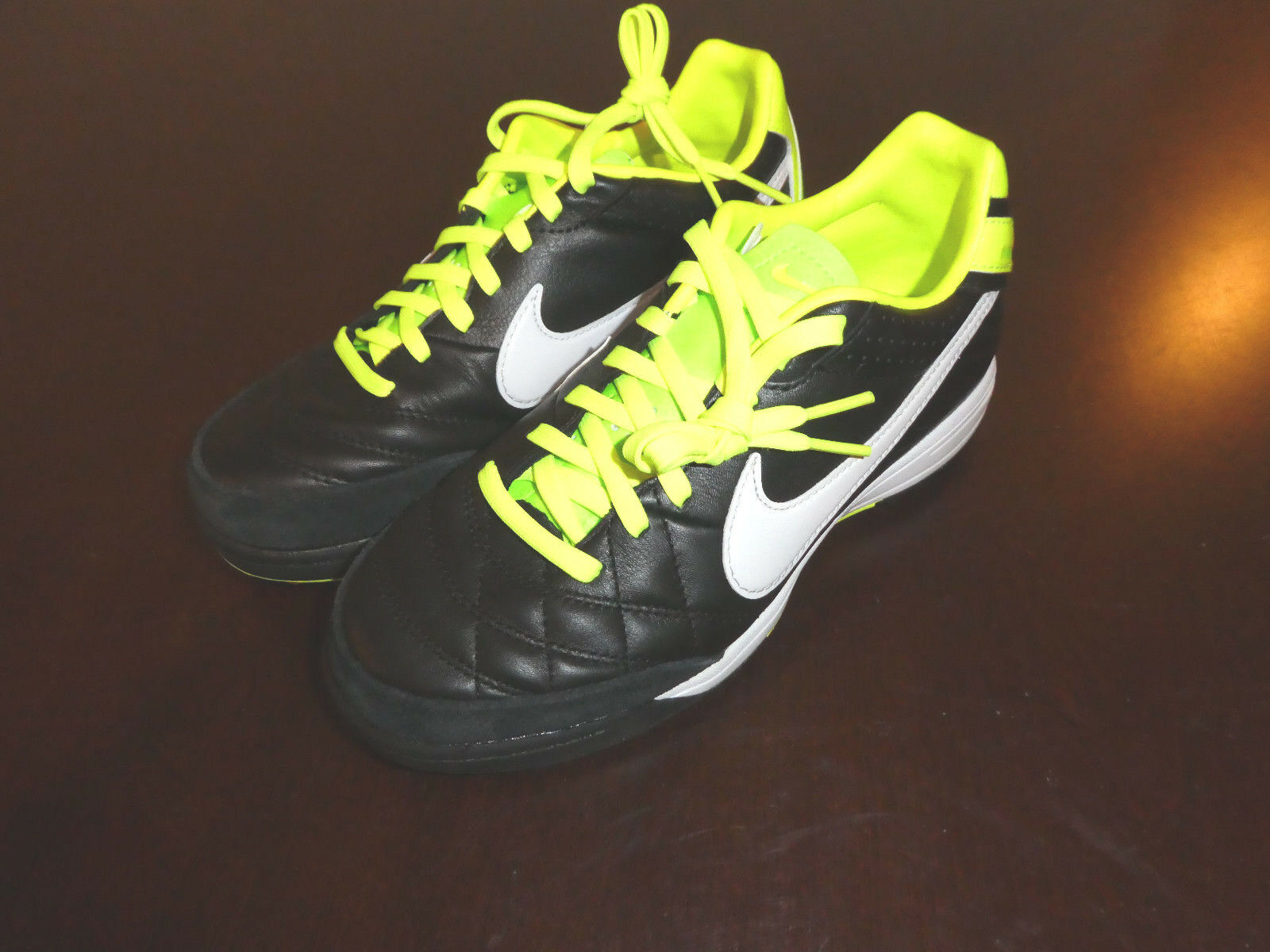 Nike Tiempo Mystic IV TF Turf 454314 soccer cleats cleats cleats zapatos nuevos 695351