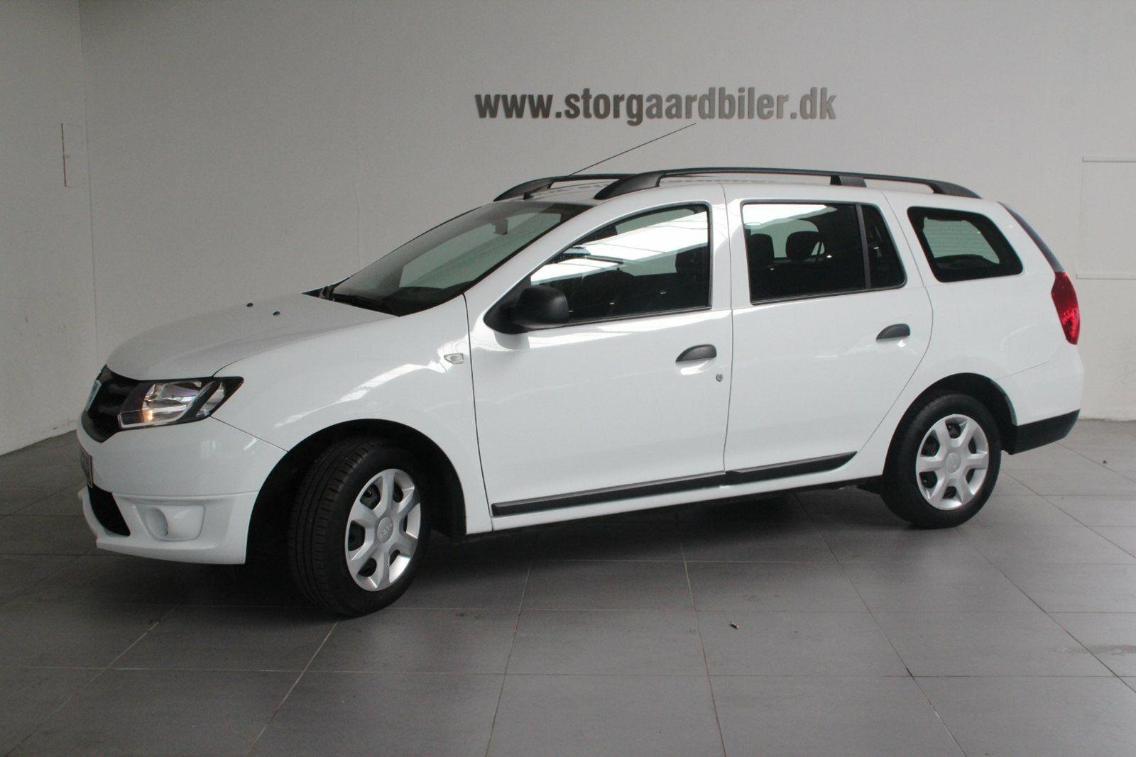 Dacia Logan 1,2 16V Ambiance MCV 5d