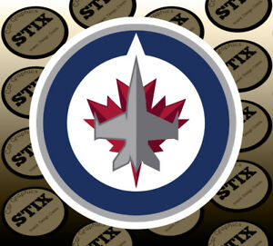 Winnipeg-Jets-Logo-NHL-Color-Die-Cut-Vinyl-Sticker-Car-Window-Bumper-Decal