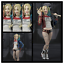 6-034-Suicide-Squad-Harley-Quinn-Action-Figure-Collection-PVC-Model-Xmas-Gift-New thumbnail 1