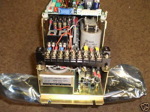 FANUC A06B-6047-H003 FANUC DC SERVO DRIVE A06B6047H003 Good Used Tested