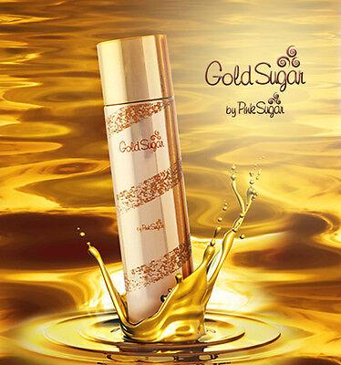 Parfum Aquolina Pink Sugar GOLD Edt 50ml Neuf Et Sous Blister