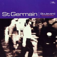 ST GERMAIN = boulevard = NU JAZZ DEEP HOUSE DOWNTEMPO GROOVES !!