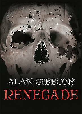 1 of 1 - Gibbons, Alan, Renegade: Book 3: Bk. 3 (Hell's Underground), Very Good Book