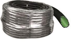100m-Wellrohr-M20-Leerrohr-Elektrorohr-Kabel-Schutzrohr-Installation-Objektrohr