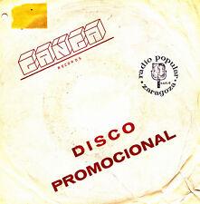"COMO HUELE-ME QUIEREN HACER COMER + SEBASTIAN SINGLE 7"" VINYL 1984 SPAIN"