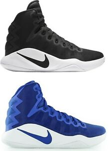 Détails sur Nike Femme Hyperdunk Game Royal Bleu Blanc 844391 441 ~ Taille UK 10.5, 11.5 afficher le titre d'origine