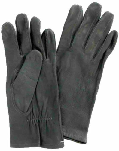 Original Bundeswehr Lederhandschuhe Sommer ungefüttert BW Handschuhe Security