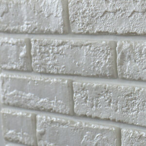 Image Is Loading New Pe Foam Wall Sticker Mural Brick