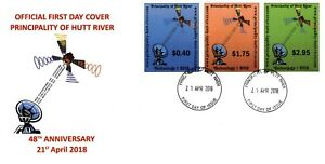 Principality-of-Hutt-River-034-48th-anniversary-2018-034-FDC-se-tenant-set-of-3-stamps