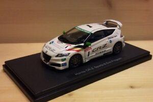 Honda-CR-Z-1-Sports-amp-Eco-1-43-Ebbro