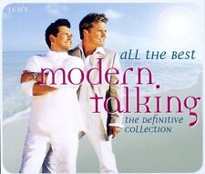 "MODERN TALKING ""ALL THE BEST"" 3 CD NEUWARE"