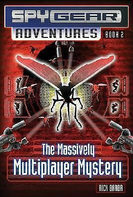 The Massively Multiplayer Mystery by Rick Barba (2006, Paperback)