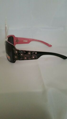 Grant Womens Fashion Occhiali da Sole UV 400 Lenti Foster garofano