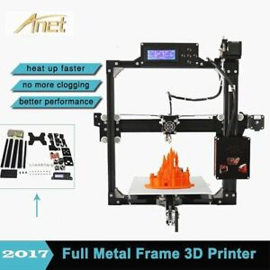 ANET 3D Drucker Printer Kit for Reprap Prusa i3 High Precision Aluminum A2-L - Frankfurt, Deutschland - ANET 3D Drucker Printer Kit for Reprap Prusa i3 High Precision Aluminum A2-L - Frankfurt, Deutschland