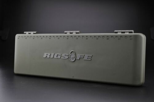 Korda Large Rigsafe KBOX3 Rigbox Tacklebox Rig Box Vorfachbox Box für Rigs