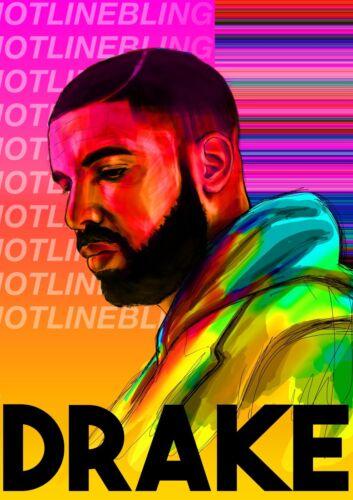 Drake Poster SKU 34283