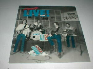 KING 5 TV Almost Live Band LP SEALED 1987 Seattle Pop Rock LOUIE