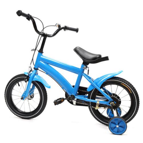 14 Zoll Kinderfahrrad Fahrrad Rahmen aus Kohlenstoffstahl Fahrrad Safety Durable
