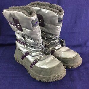 TENTEX Kids Snow boots EU 34 2 3 Aged 7