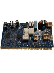 AEG 140011633629 electrónica, EWX1 configurado no