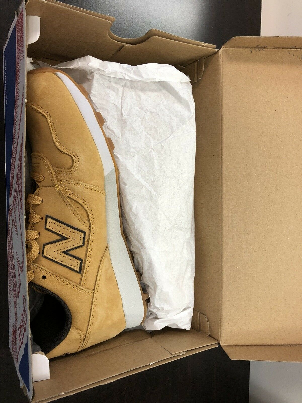 New Balance Trailbuster Mens Size 8 color Tan Wheat