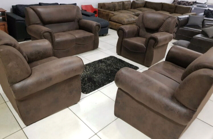 New high back lounge suite