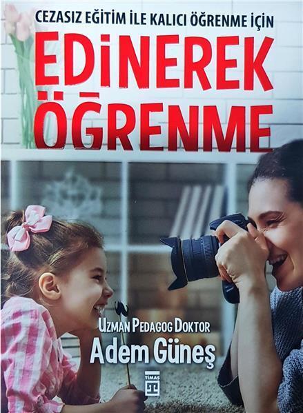 Edinerek Ögrenme Adem Günes, Türkce Kitap, Egitim, Adab