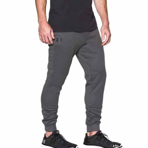 NWT Under Armour Mens Storm Fleece Joggers 1280742 090 Carbon Heather SZ 2XL-4XL