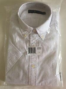 f21836387 Polo Ralph Lauren Mens Short-Sleeve Seersucker Button Down Shirt ...