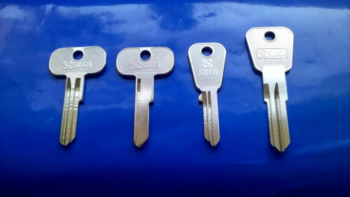 Classic Car Key Cut to Code FT FS FP FR FA Mini Austin Triumph Morris Ford Riley