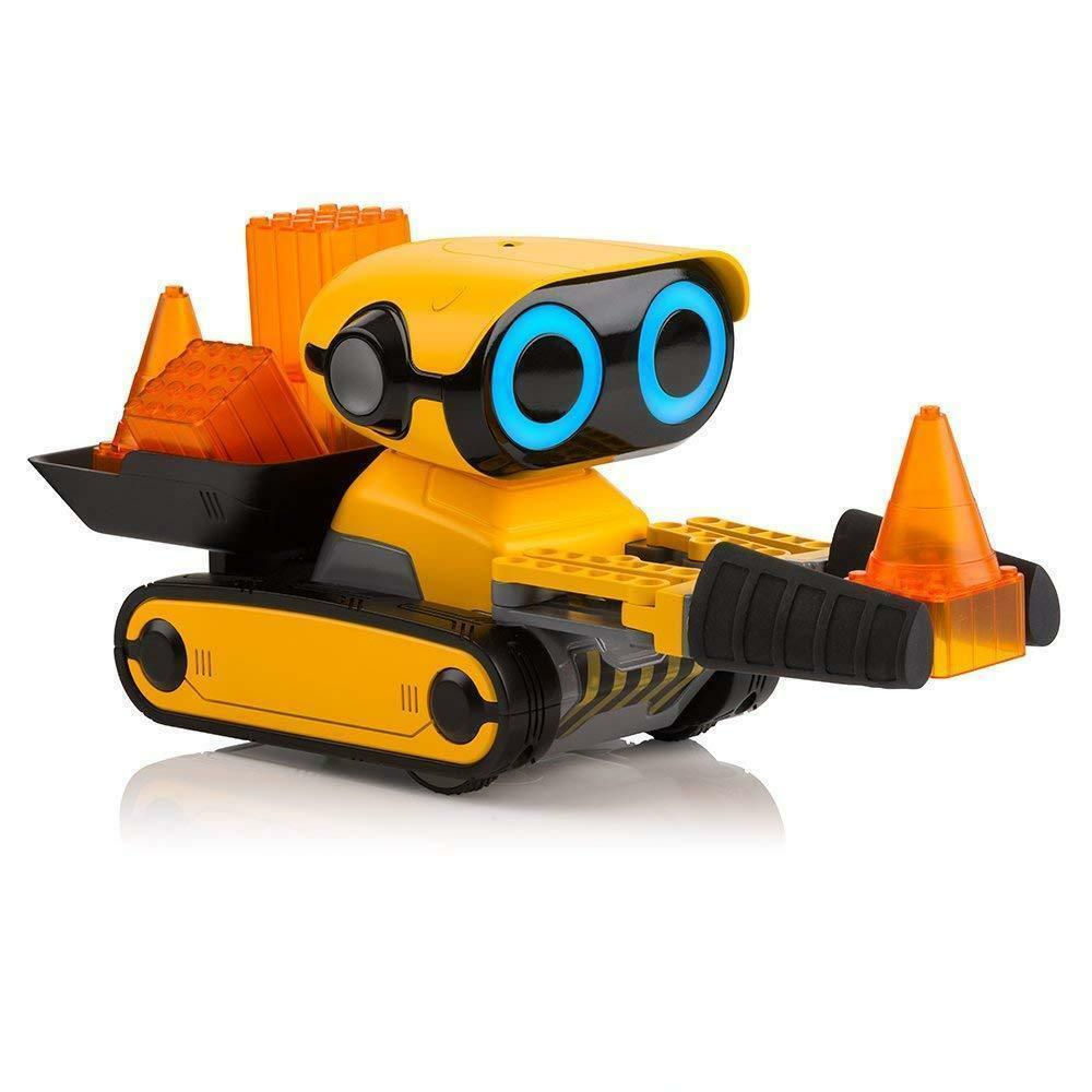 Botsquad GRiP Bright LED Eyes Gripping Remote Control Interactive Robot Toy