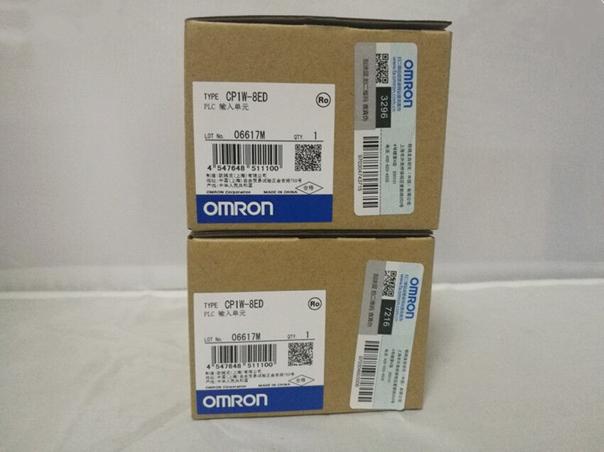 1PC New Omron PLC Input Module CP1W-8ED CP1W8ED